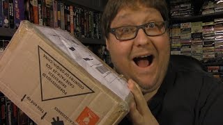 Awesome VHS Trade Unboxing!