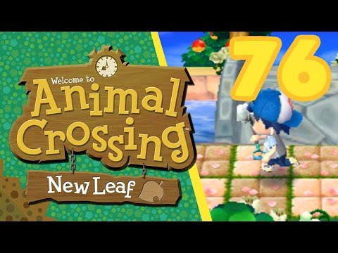 TIME WIZARD! - Day 76 -  Animal Crossing: New Leaf
