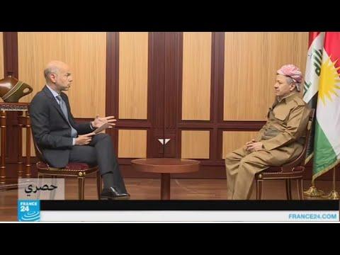 """حصري-بارزاني: قرار الاستفتاء حول استقلال كردستان العراق """"بلا رجعة"""""""
