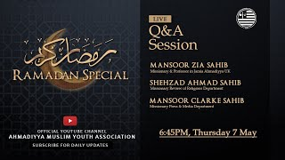 Ramadan Special #2 (Q&A Session)