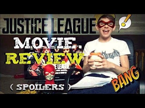 Justice League Review - ( Spoilers )