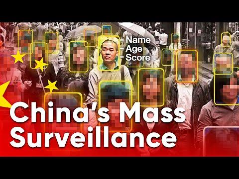How China's Mass Surveillance Works