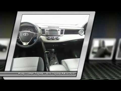 2015 Toyota RAV4 Golden Valley,Minneapolis,Bloomington,MN P24246. Rudy  Luther Toyota