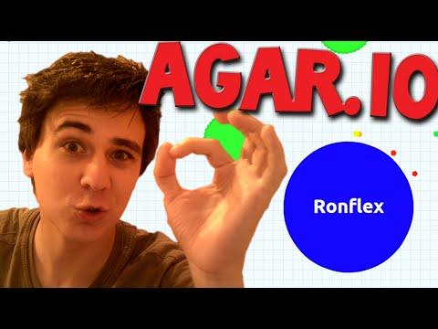 Le nouveau jeu à la mode : AGAR.IO / Agario