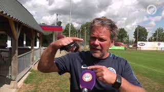 De Graafschap-trainer Henk de Jong blij met lage verwachtingen kenners