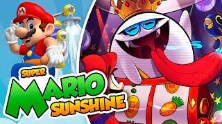 ¡El casino del Rey Boo! - #12 - Super Mario Sunshine en Español - DSimphony