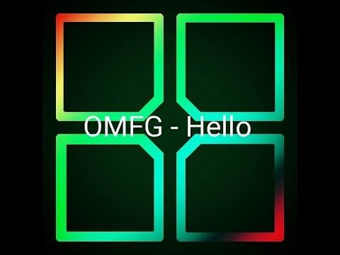 [Unipad] OMFG - hello + Project File