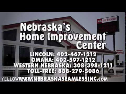 Nebraska Seamless Inc. Home Improvement Siding & Gutters