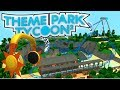 THEME PARK TYCOON! SUMMER GAMES!!!! #1