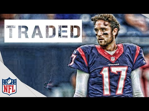 Texans TRADE Brock Osweiler & 2nd Round Pick to BROWNS! BROWNS ARE GENIUSES!
