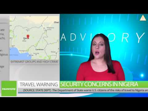 Nigeria Travel Warning