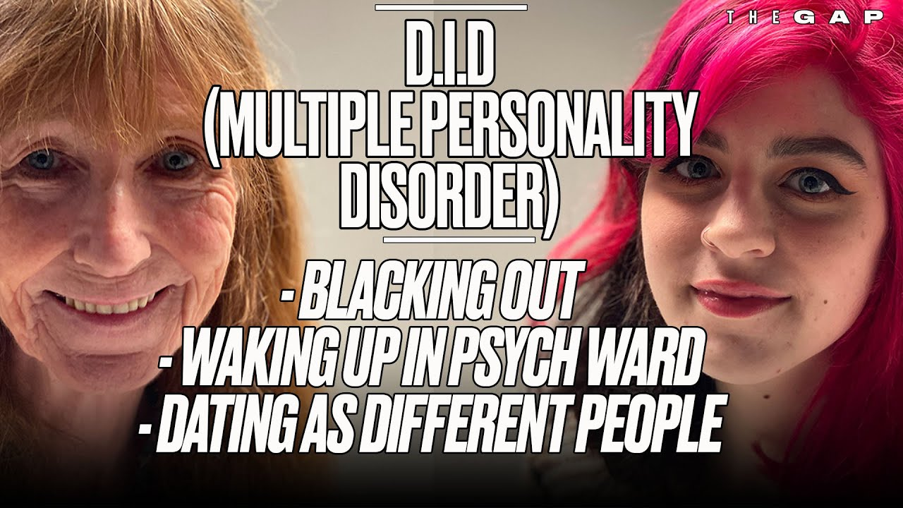 Two People With Multiple Personality Disorder Talk | The Gap | LADbible