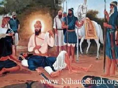 ☬ Sikhism - Son of a Sardar, Guru Gobind Ji Pyare