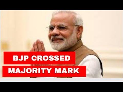 Lok Sabha Elections 2019: BJP itself has crossed majority mark