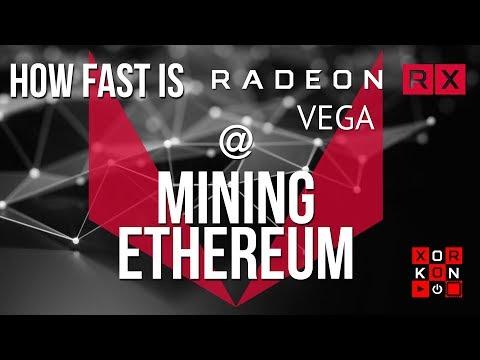 RX Vega 64 Ethereum Mining Review