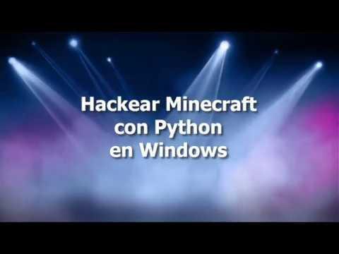 Como configurar Minecraft para programar desde Python Tutorial 1 thumbnail
