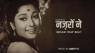 Indian Type Beat - Nazron Ne | Indian Rap Freestyle beat 2020 | Hiphop indian beat |