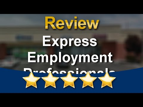 Express Employment Professionals of Reno, NV  Excellent Five Star Review by Erika M.