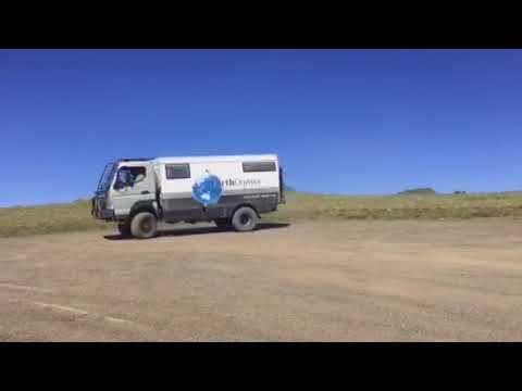 EarthCruiser Goes to The Steens Mountains