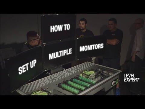 GeForce Garage Cross Desk Series Video 8  How To Set Up