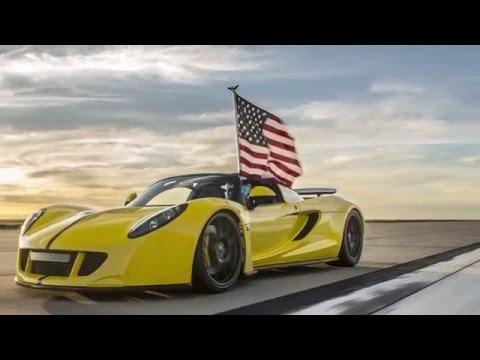 World's Fastest Convertible: 265.6 MPH Venom GT Spyder