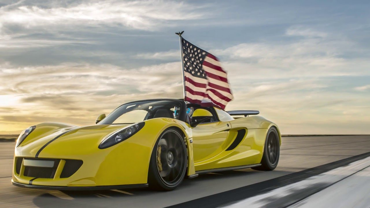 World S Fastest Convertible 265 6 Mph Venom Gt Spyder