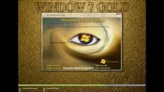Tutorial Instalar Windows 7 Edición Oro 32 y 64 Bits (Install Windows 7 Gold Edition 32 & 64 Bits)