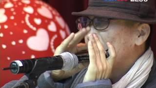 월연스님 하모니카 연주 박재란의 님 - 경남 하동 공연