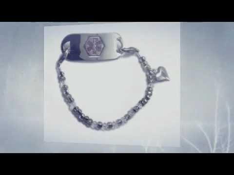 Diabetes Bracelets for Women