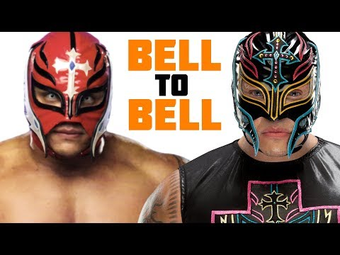 Rey Mysterio's First and Last Matches in WWE - Bell to Bell