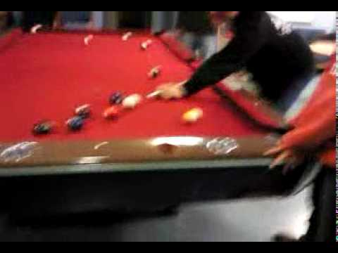 Our Study Session: Pool