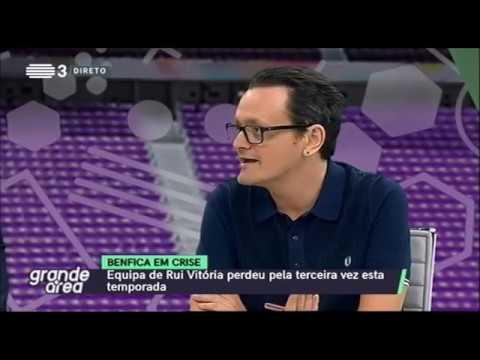 Opinião de Rui Malheiro sobre o Benfica e Rui Vitoria.
