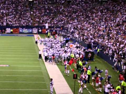 2007 Dallas Cowboys vs. Indianapolis Colts Preseason: Scoring Drive