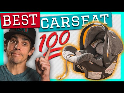 The Infant Carseat You Can Trust / Chicco KeyFit 30 Review