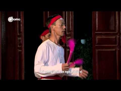 Hát Xoan Phú Thọ - Đố Chữ