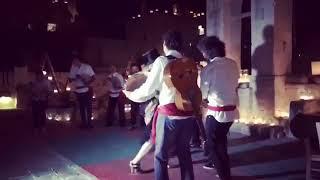 Madonna balla la pizzica