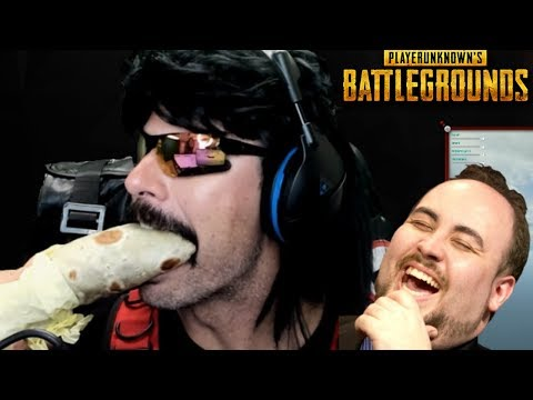 Doc's Wife Talks on Stream and Funny Moments on PUBG!