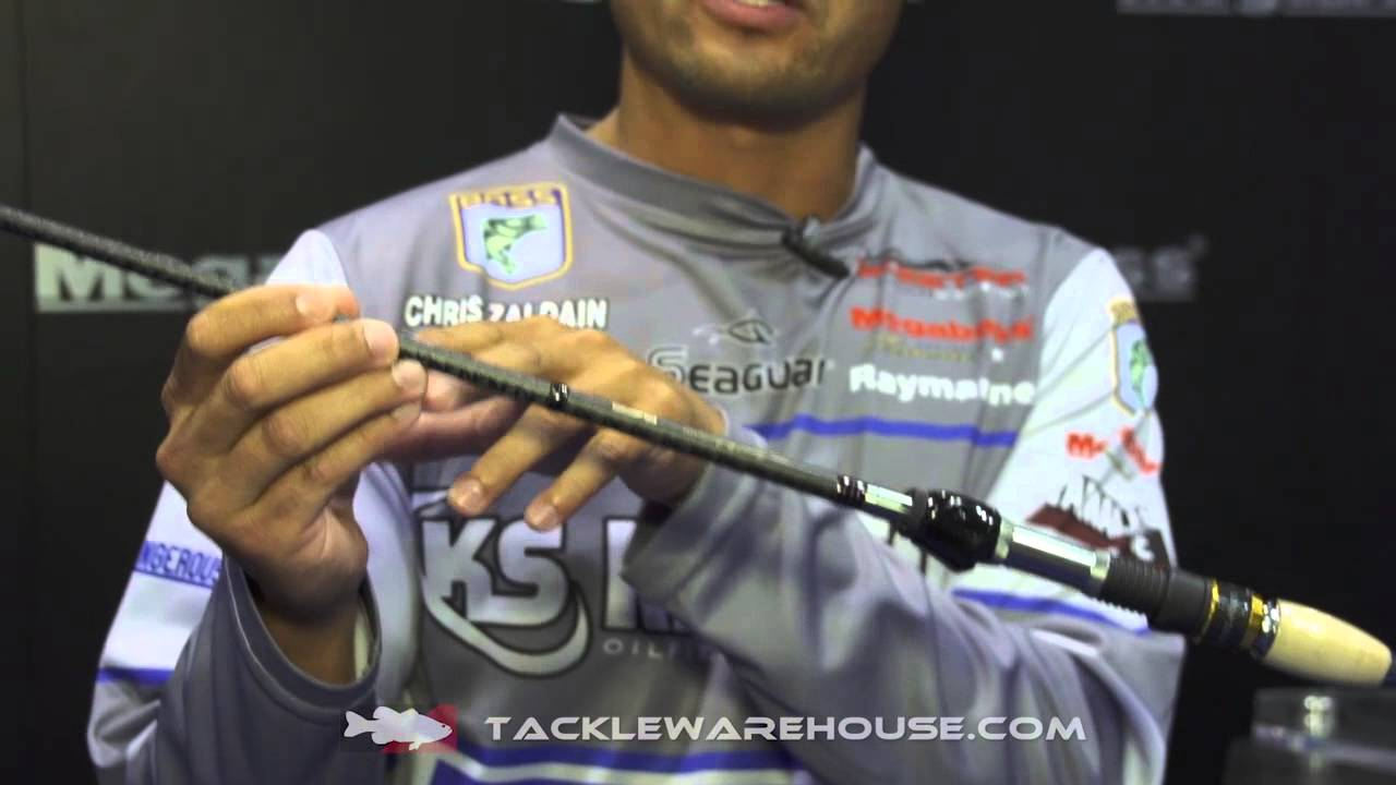 Megabass Destroyer X7 Spinning Rods with Chris Zaldain | ICAST 2014