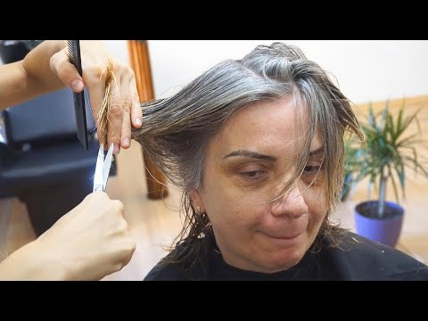 gray-haircut-for-mature-women-–-cutting-natural-color-layers