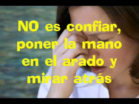 NANCY AMANCIO  Esto es confiar con letra   YouTube