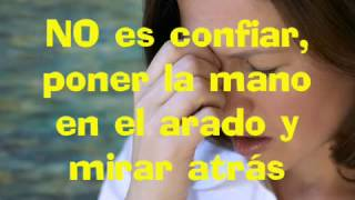 NANCY AMANCIO Esto es confiar con letra YouTube