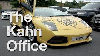 The Cannon Run | The Kahn Office