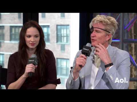 Matthew Modine And Ruby Modine On