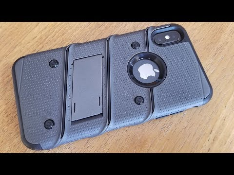 iphone xs zizo bolt case
