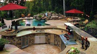 best outdoor kitchen design ideas