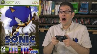[RUS DUB] Sonic the Hedgehog 2006 (Xbox 360) Angry Video Game Nerd: Episode 145