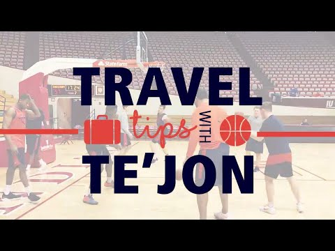 Travel Tips with Te'Jon | Heading to Indiana