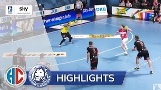 HC Erlangen - Bergischer HC | Highlights - DKB Handball Bundesliga 2018/19