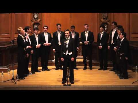 Carolina In My Mind - The Yale Whiffenpoofs of 2016