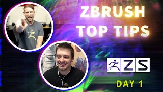 Top Tips Collection Day 1 - Paul Gaboury & Joseph Drust Featuring Various Professional Artists